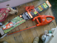 BRAND NEW BOXED AND UNUSED FLYMO HEDGE TRIMMER
