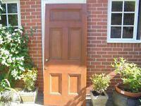 Internal Victorian Door