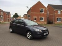 2011 FORD FOCUS ZETEC 1.6 TDCI, 12 MONTH MOT, FULL SERVICE HISTORY, FULL HPI CLEAR, £20 TAX