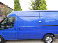 FORD TRANSIT MWB HIGH ROOF CAMPER VAN CONVERSION - NEW IN- SOON TO CONVERT