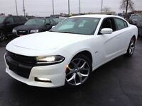 2015 Dodge Charger **RARE CHARGER RT**NAV**LEATHER**5.7L V8 HEMI