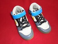 Girls or boys Nike trainers size 4