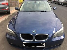 Luxury BMW 5-Series in Mint Condition