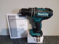=BRAND NEW= MAKITA DHP482 Combi Drill (BODY ONLY) ,,, DeWALT