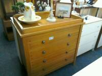 Baby changing chest of drawers #32422 £65