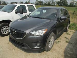2014 Mazda CX-5 GS AWD! SUNROOF!  REAR CAMERA! HEATED SEATS! PUS