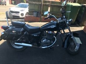 2009 Suzuki Marauder GZ125 | Learner Legal, Well-Kept/Garaged, Full Service History