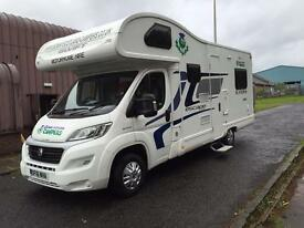 Ex rental Swift Escape 696 for sale