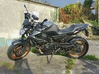 Yamaha xj6n 600cc (12months MOT)