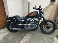 Harley Davidson 1200 Sportster Nightster