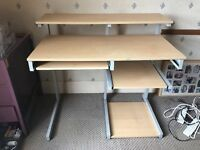 IDEAL OFFICE DESK IN GOOD CONDITION