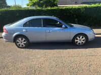 2006 FORD MONDEO 5 DOOR HATCHBACK, TDCI DIESEL, 1 OWNER, LONG MOT CHEAP TAX.