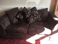 3 + 2 seater scatter back cushion sofa