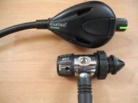Scuba Diving Regulator - Scubapro/Oceanic