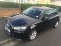 1.2L Audi A1 Black 3dr good condition