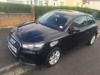 1.2L Audi A1 Black 3dr good condition