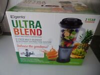 21 piece multi blender, ultra blend, fruit veg, juice, mix, chop, grind, puree, new, £20