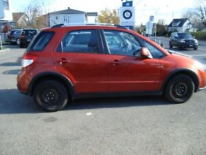 2012 Suzuki Bicorps SX4 JLX AWD,AUTOMATIQUE
