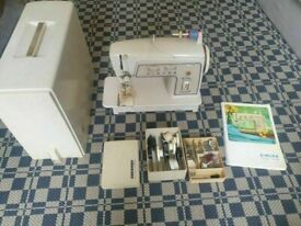 Singer Sewing Machine Stitch Pattern Cams & Singer 708/728 Box + Feet + Cover