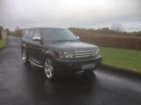 2007 Range Rover Sport 3.6 v8 4x4
