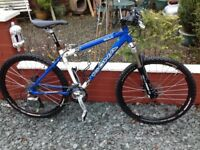 Kona Kula Mountain Bike,Top Spec..27 speed,