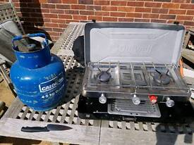 Outwell camping gas stove
