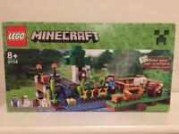 Lego Minecraft Farm 21114