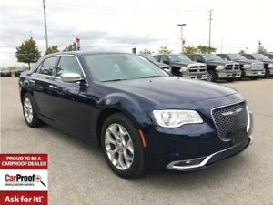 2017 Chrysler 300 C PLATINUM**AWD**SNOW TIRES INCLUDED!!**