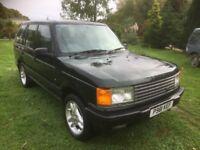 Landrover Range Rover p38 2.5 diesel 4x4