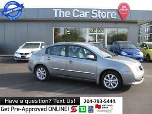 2012 Nissan Sentra 2.0 HEATED SEAT, 1-OWNER USB.AUX