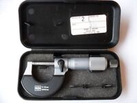 Moore and Wright 1961MB Traditional External Micrometer 0-25mm