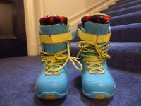 Head Snowboard Boots- Size 7