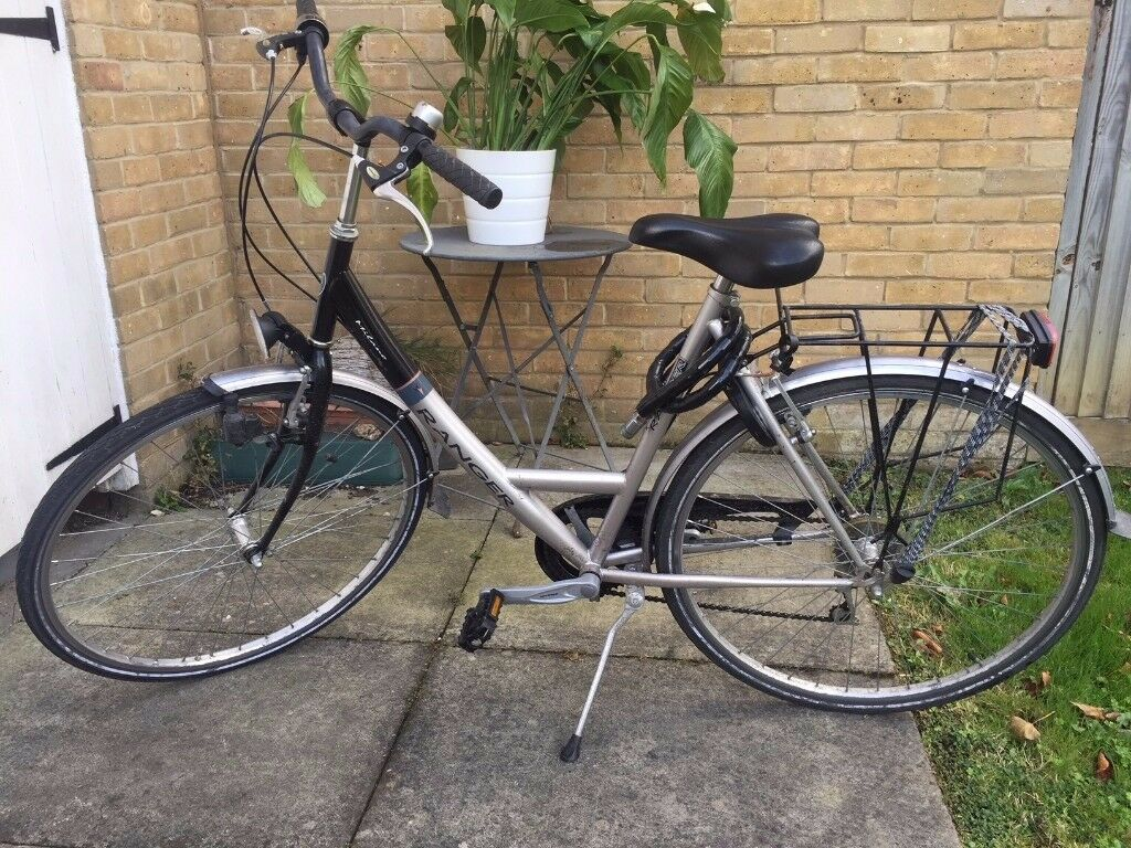 56 cm Ladies 6 speed Ranger Milano city bike in excellent condition - £100,- Fixed price.
