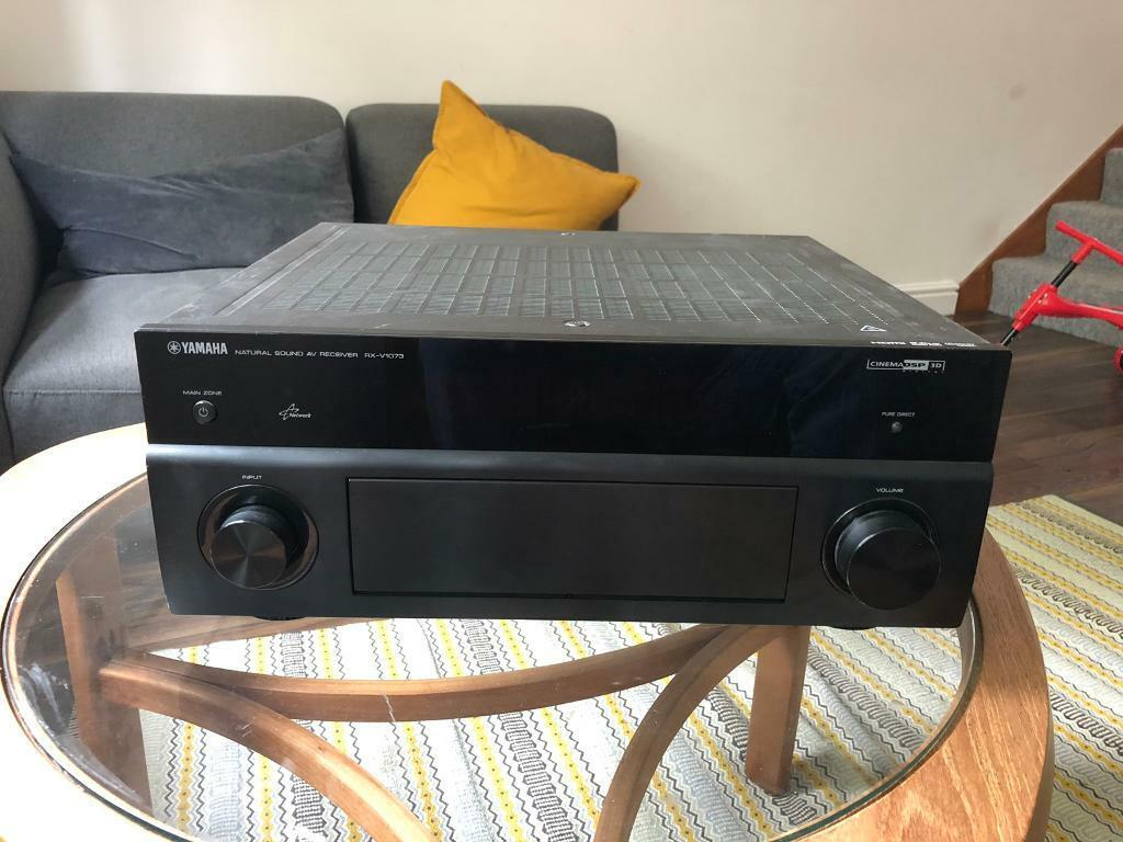 Yamaha RX-V1073 7 2 AV receiver , home cinema amplifier | in Frome,  Somerset | Gumtree