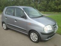 HYUNDAI AMICA GSI 1.1,2006,ONLY 53000 MILES,MOT AUGUST 2019,£1095!