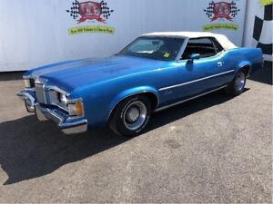 1973 Mercury Cougar XR7, Automatic, Leather,