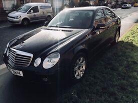 2008 Mercedes e220