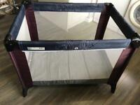 Mamas & Papas Cotbed and Mattress (see pics) Immaculate, Hardly used.
