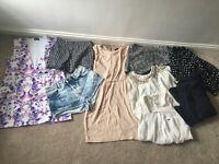 Women's clothing bundle size 8/10