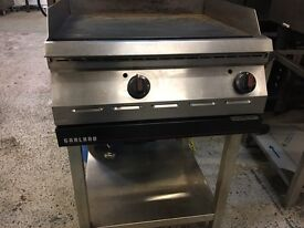 Freestanding Natural Gas Garland Griddle with Stand