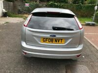 2008 Ford Focus 1.8 TDCi Titanium 5dr Warrented Mileage @07445775115