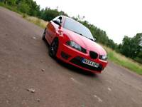 Seat Ibiza Cupra TDi 160. Not golf/leon/audi/vaux/seat