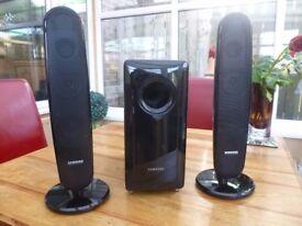 Samsung Surround Speakers