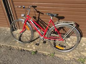 Very Rare Crescent Ladies Bike. Beautiful condition for age. Serviced.