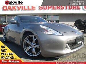 2009 Nissan 370Z TOURING | ACCIDENT FREE | LEATHER | BOSE SOUND