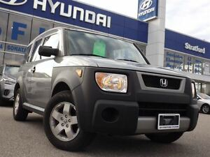 2005 Honda Element Y-Package   ALL WHEEL DRIVE   SERVICE HISTORY