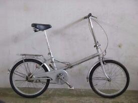 Folding bike 2714A