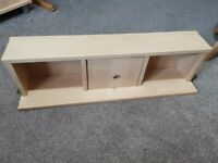 ✴️Mamas & Papas Modensa shelf with central cupboard very good condition✴️