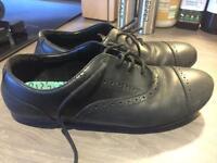 Size 6 Clarks girls school shoes