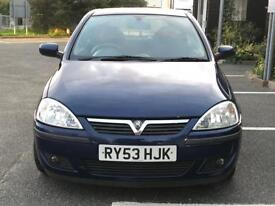 2004 Vauxhall Corsa 1.0 LOW MILEAGE 65K - Long MOT